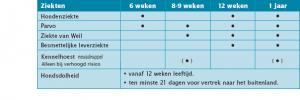 vaccinatieschema_pup